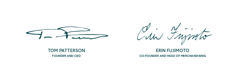 Founder's Signatures Image