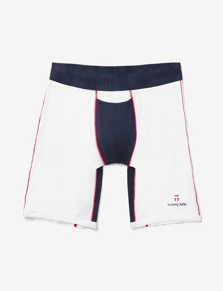 Second Skin USA Boxer Brief Details Image