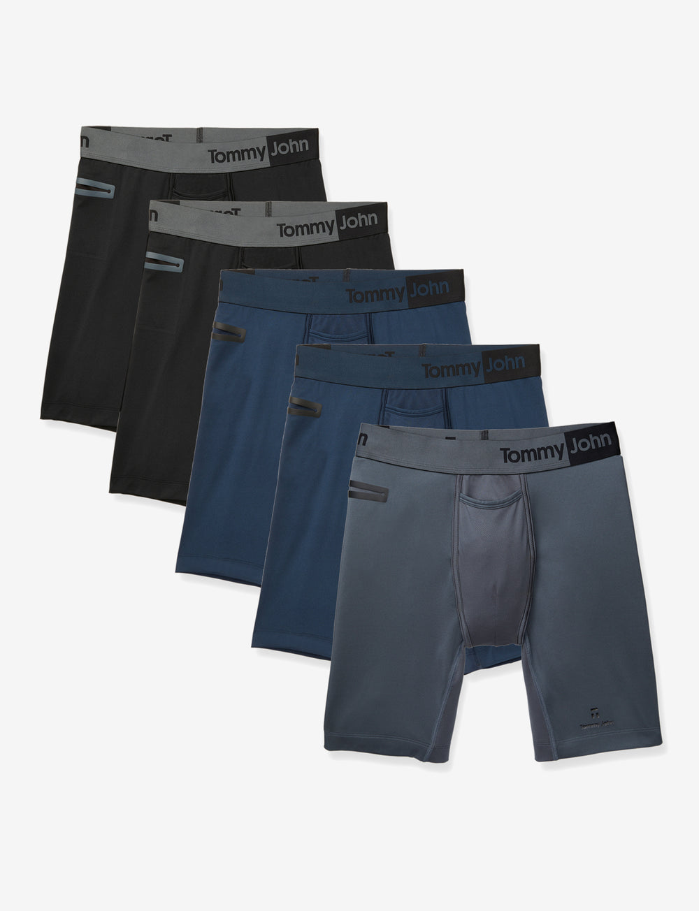 360 Sport 2.0 Boxer Brief 5 Pack Details Image