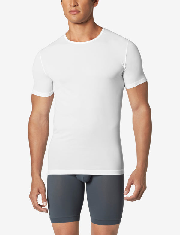 Air Crew Neck Stay-Tucked Undershirt