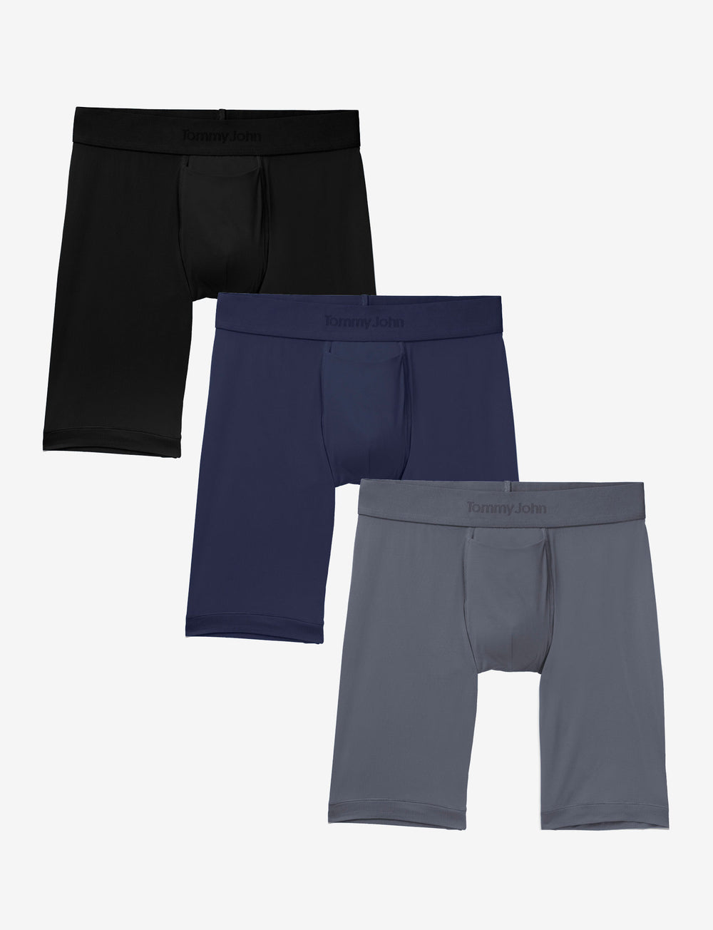 Air Boxer Brief 3 Pack Details Image