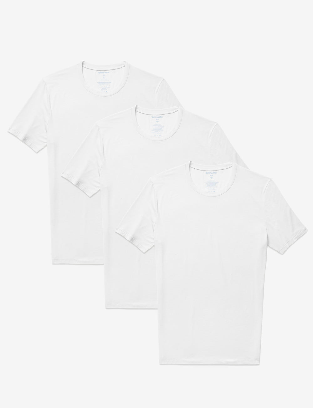 Air Crew Neck Undershirt 3 Pack Details Image