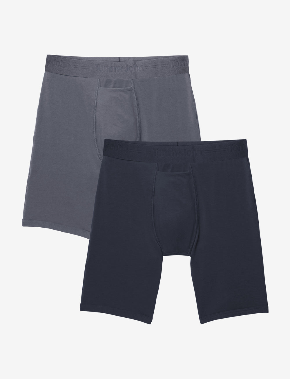 Cotton Basics Boxer Brief 2 Pack Details Image