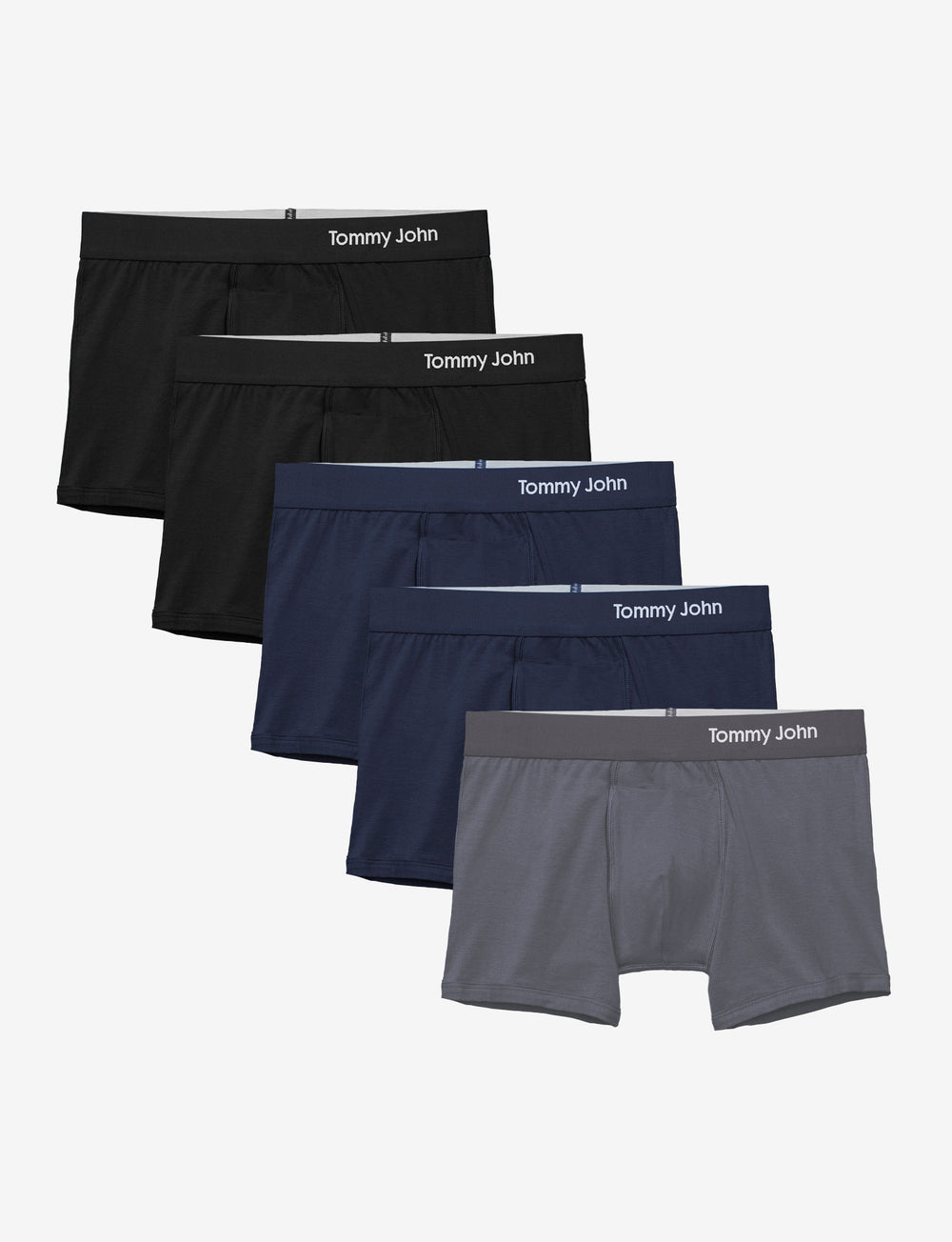 Cool Cotton Trunk 5 Pack Details Image