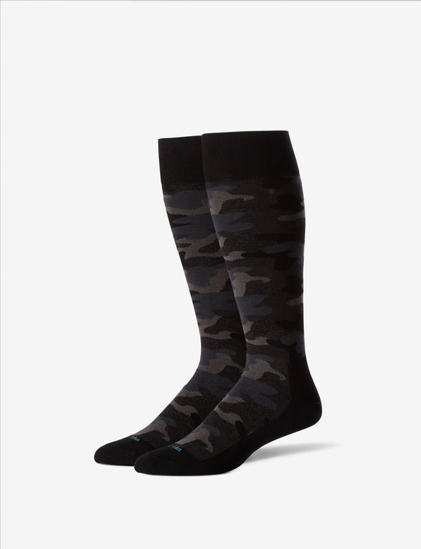 Camo Stay-Up Dress  Sock