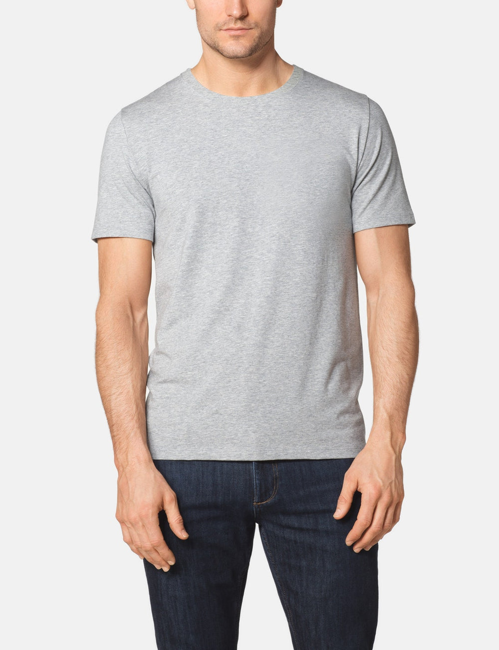 6b65bfd5f Second Skin Crew Neck Tee (Soft T-shirt)