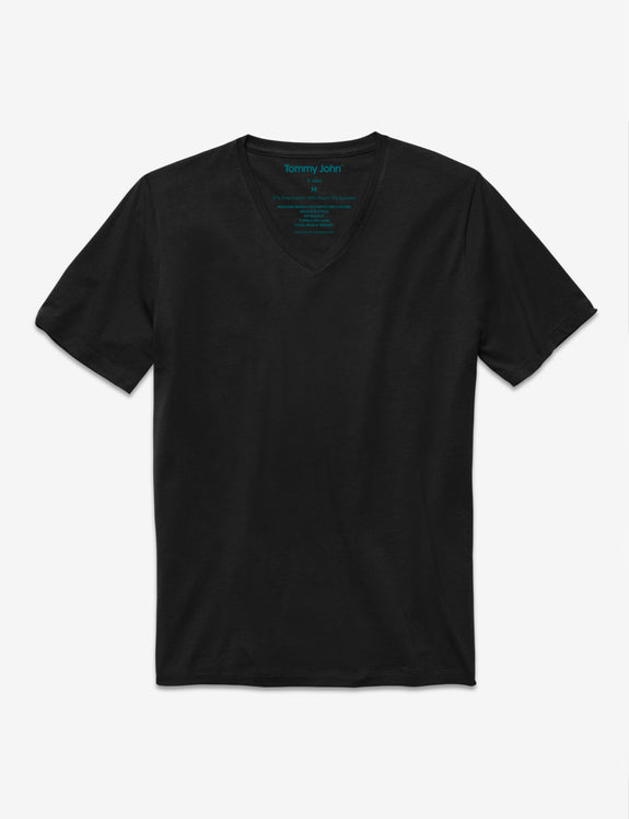 Second Skin V-Neck Tee