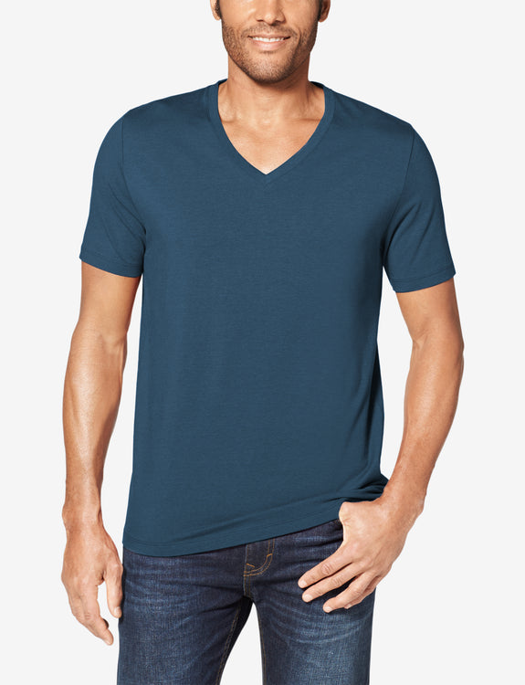 Second Skin V-Neck