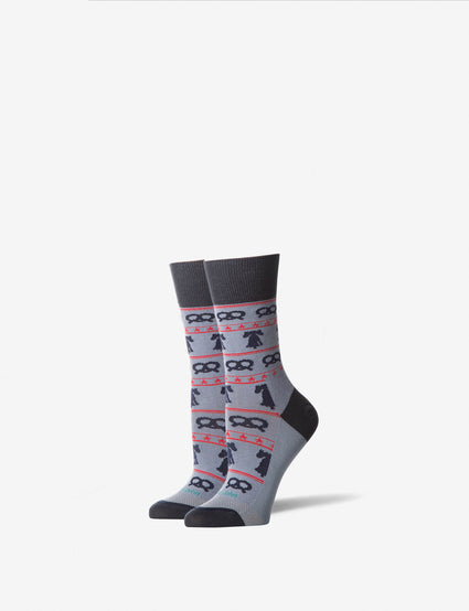 Women's Philly Stay-Up Dress Sock