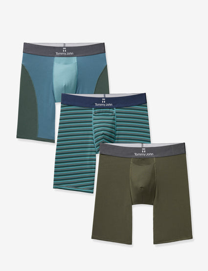 ac6520c4577 Father s Day Second Skin Boxer Brief 3 Pack