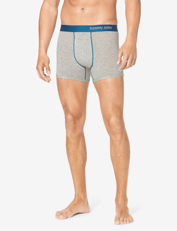 Cool Cotton Contrast Stitch Trunk