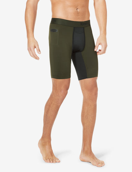 360 Sport 2.0 Colorblock Pocket Boxer Brief