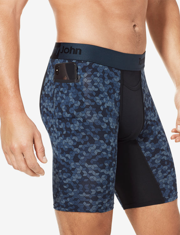 360 Sport 2.0 Ombre Camo Pocket Boxer Brief