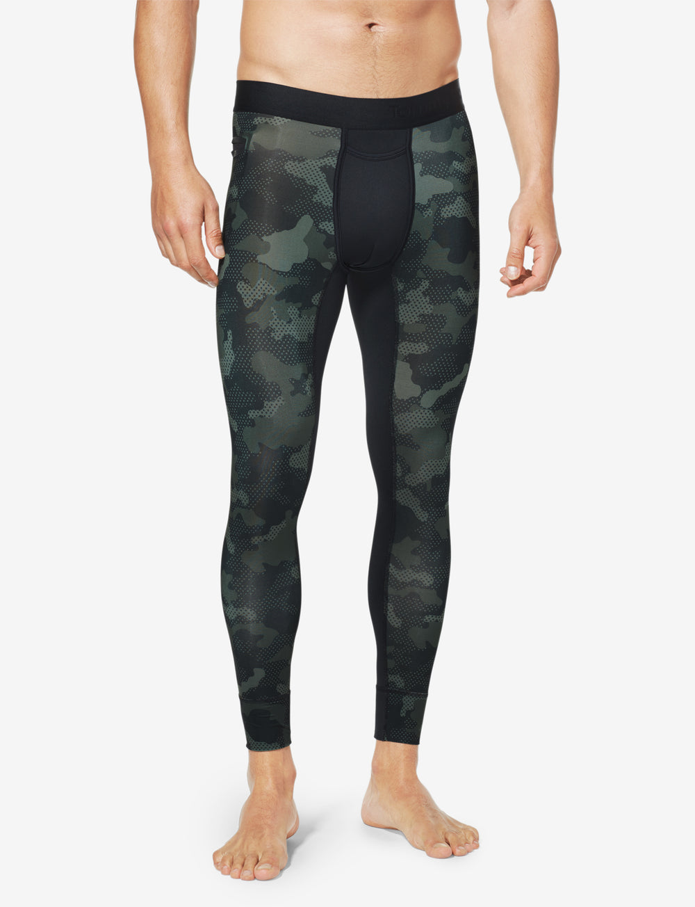 360 Sport 2.0 Camo Leggings (Full-Length) Details Image