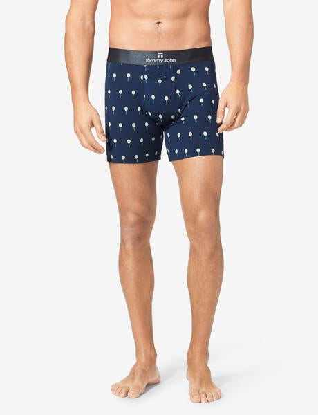 Second Skin Print Relaxed Fit Boxer