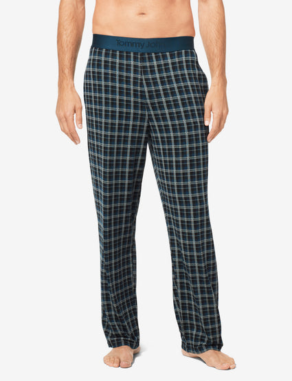 Second Skin Plaid Lounge Pant