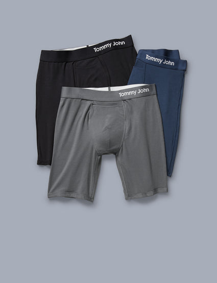 Cool Cotton Boxer Brief 3 Pack