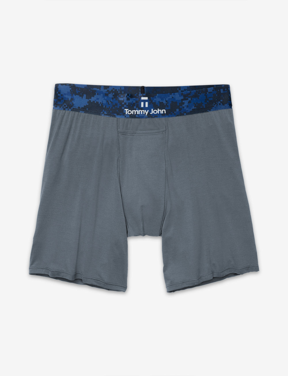 Second Skin Camo Waistband Relaxed Fit Boxer Details Image