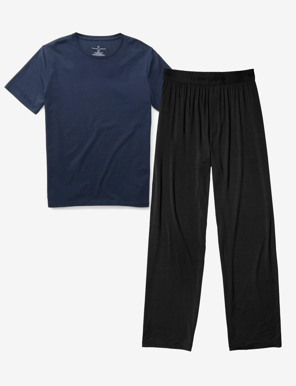 Lounge Pants And Tee Pack Details Image