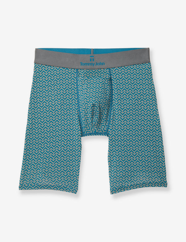 Second Skin Chevron Boxer Brief