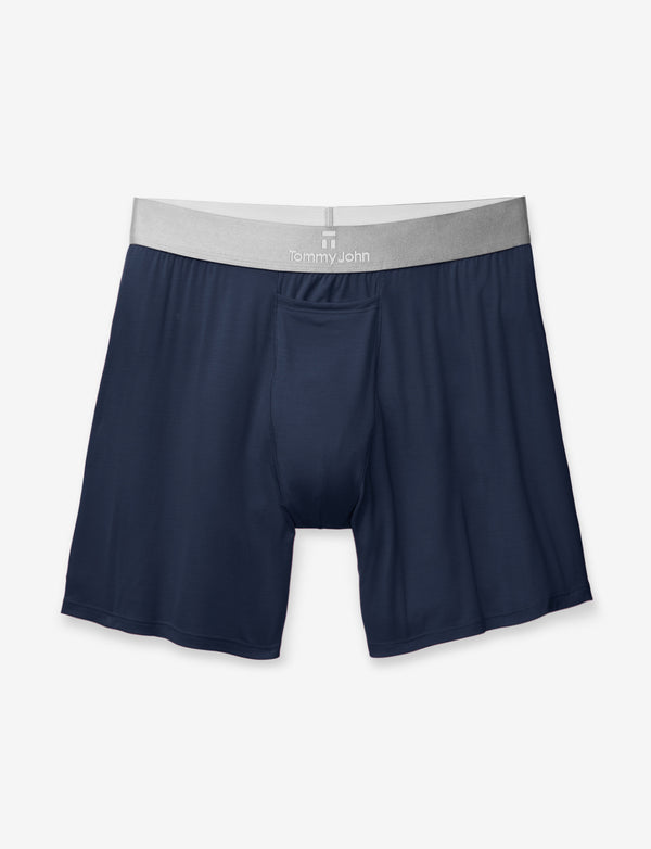 Second Skin Titanium Relaxed Fit Boxer