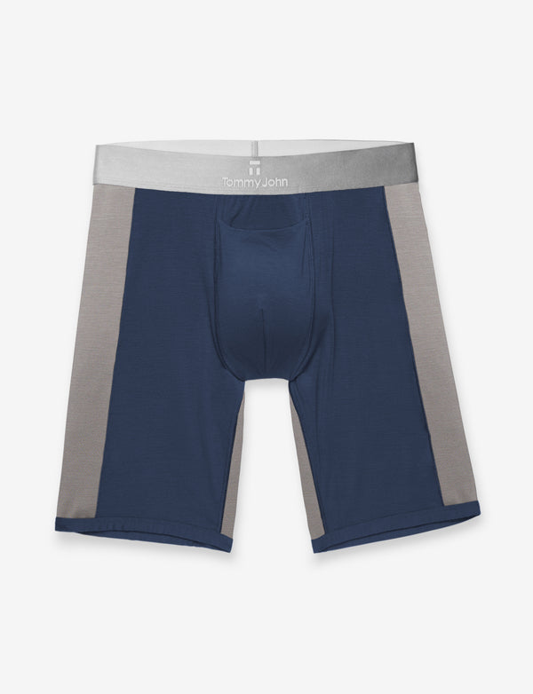 Second Skin Titanium Paneled Boxer Brief