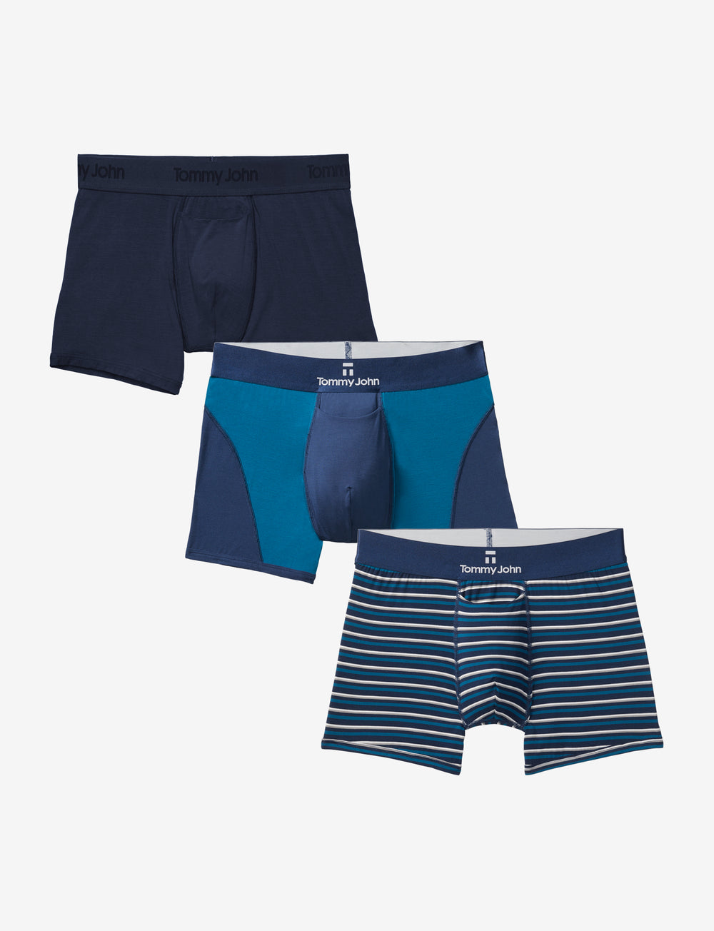 Men's Second Skin Trunk Spring Sampler Pack Details Image