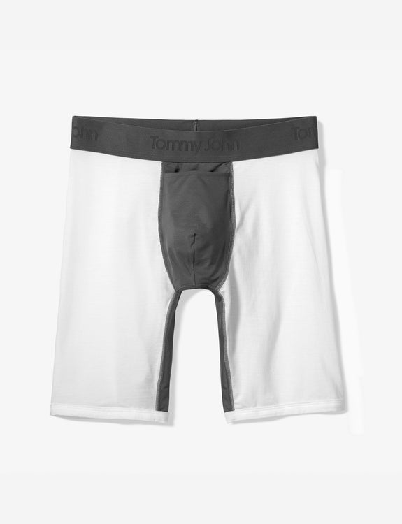 Second Skin X Air Colorblock Boxer Brief
