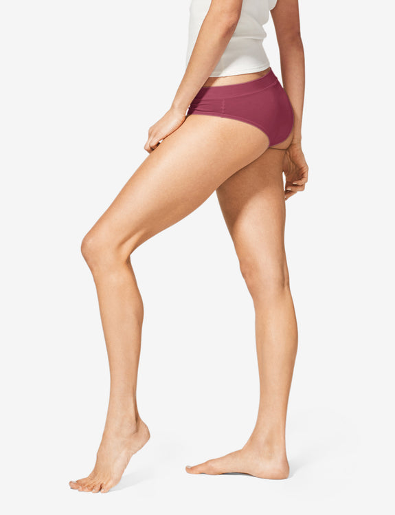 Women's Fashion Second Skin Cheeky