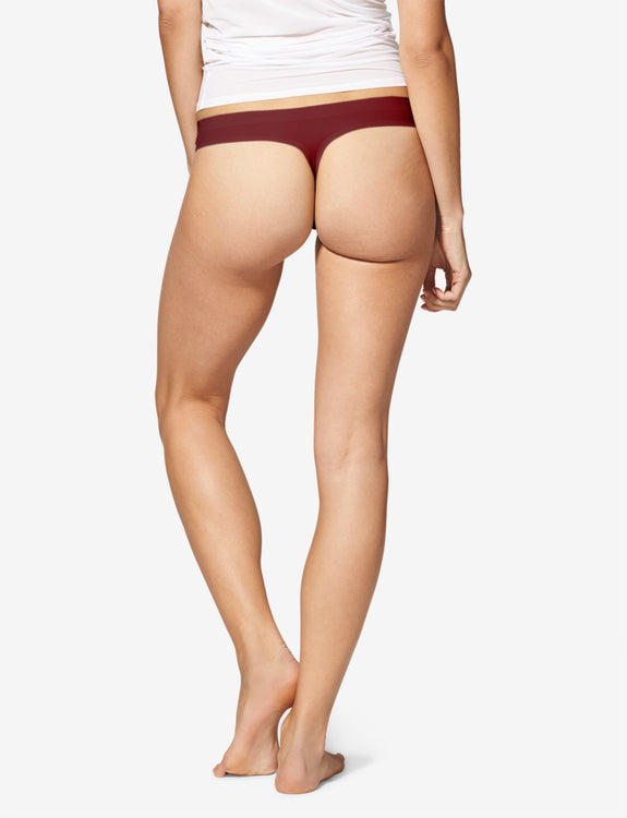 Women's Air Mesh Thong - Fashion