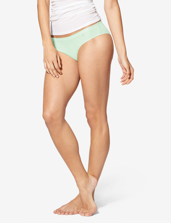 Women's Air Mesh Cheeky, Solid