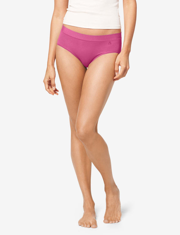 Women's Cool Cotton Brief, Solid
