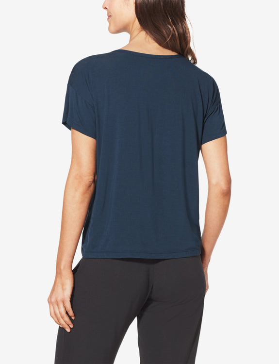 Women's Second Skin Sleep Tee