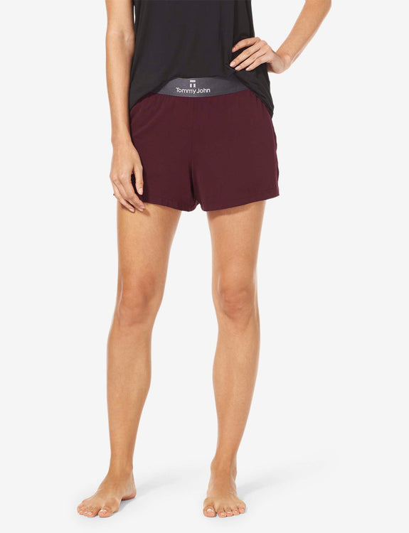Women's Second Skin Lounge Short