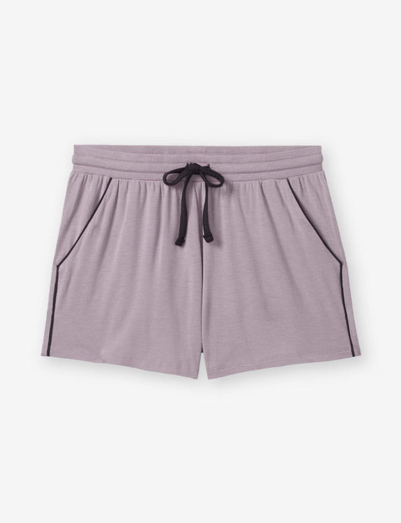 Women's Lounge Short with Piping