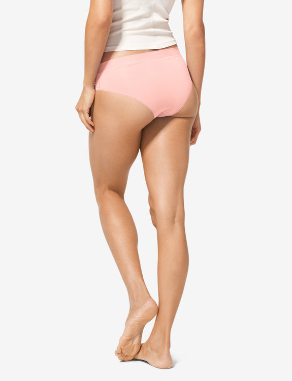 Women's Cool Cotton Cheeky, Solid