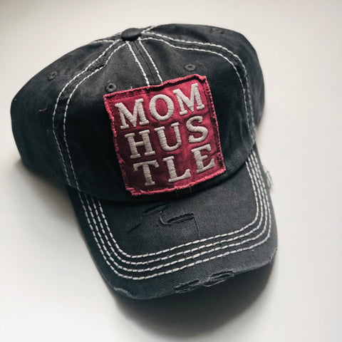 Mom Hustle Cap
