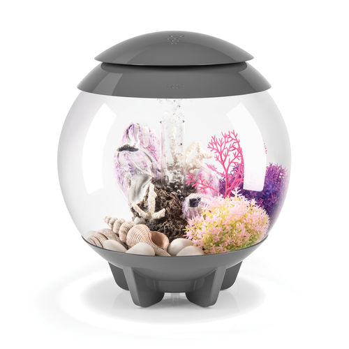biOrb HALO 15 Aquarium with MCR available in grey