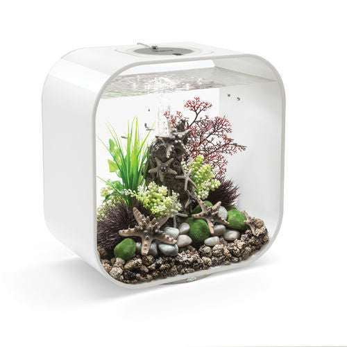 biOrb LIFE 30 Aquarium with MCR available in white