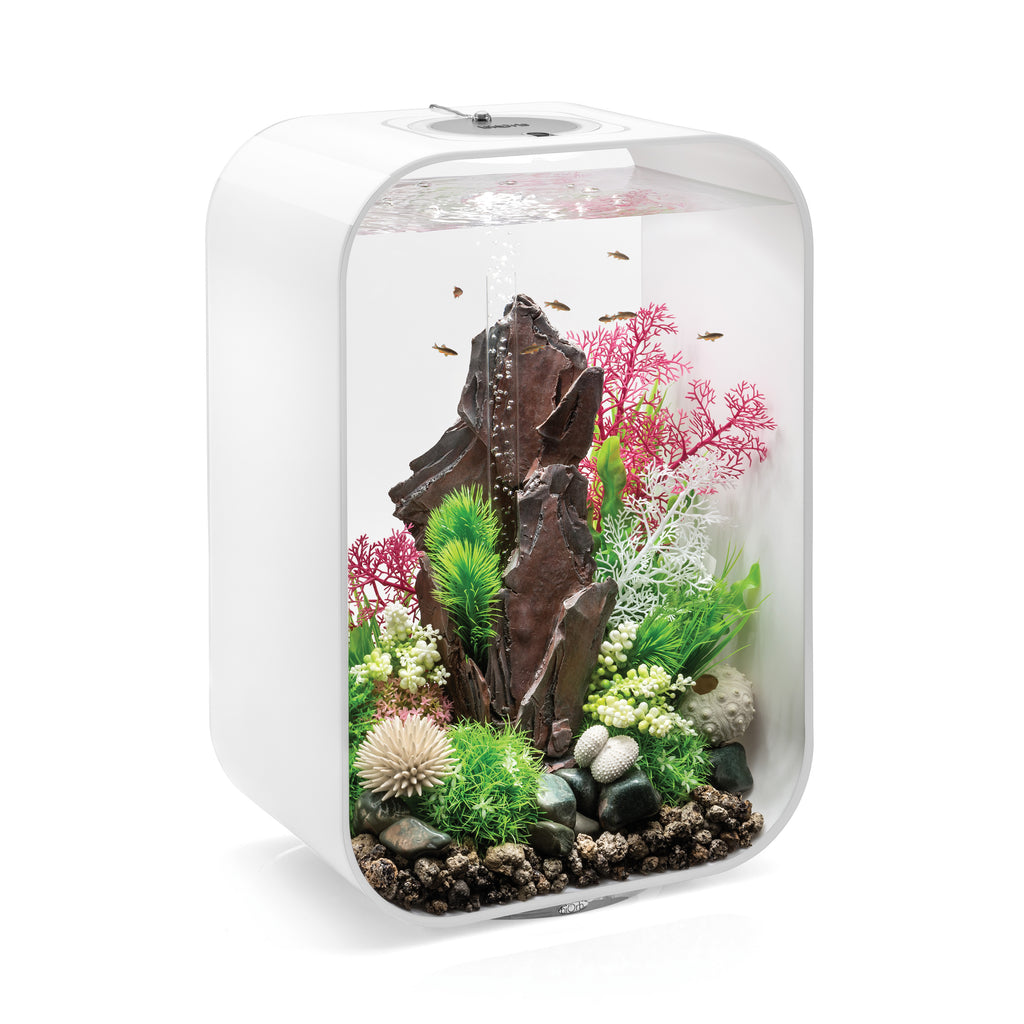 biOrb LIFE 45 Aquarium with MCR available in white