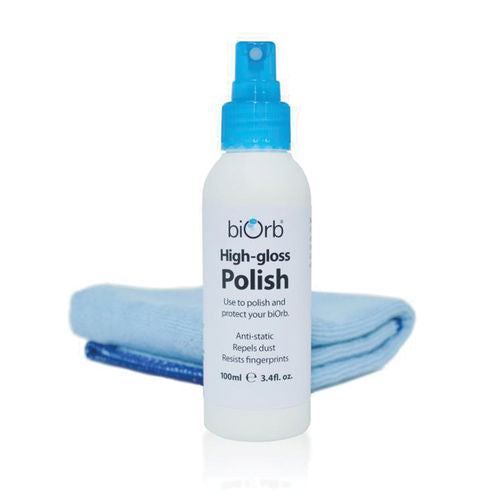 biOrb Aquarium Polish and Cloth Accessory