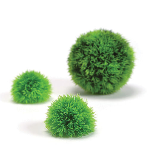 biOrb Aquatic Topiary Ball Set of 3 (green)