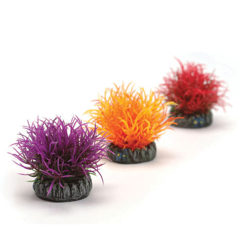 biOrb Aquatic Color Ball Set of 3 (Purple, Orange, and Red)