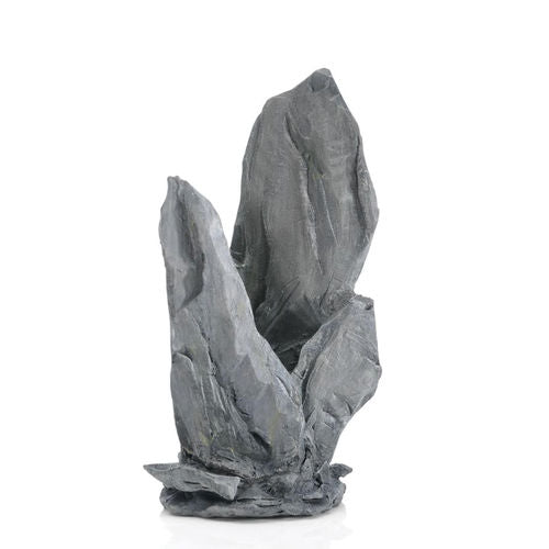 biOrb Slate Stack Sculpture medium grey