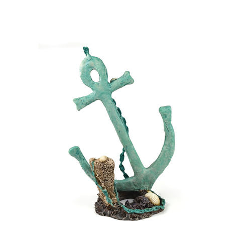biOrb aquarium anchor sculpture