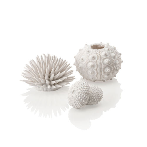 biOrb Sea Urchins Set of 3 white
