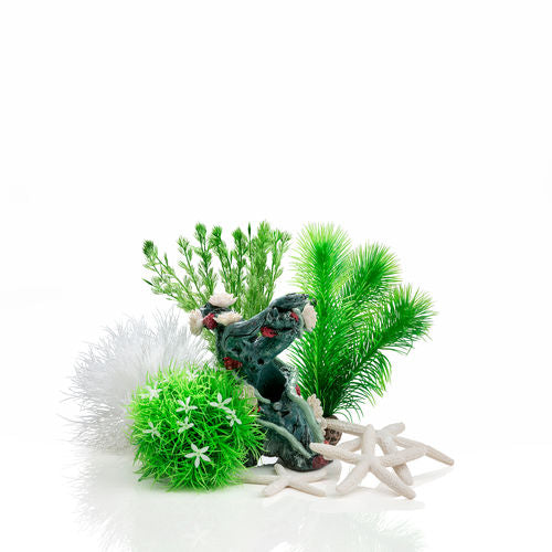 biOrb Aquarium Decor Set - Flower Garden