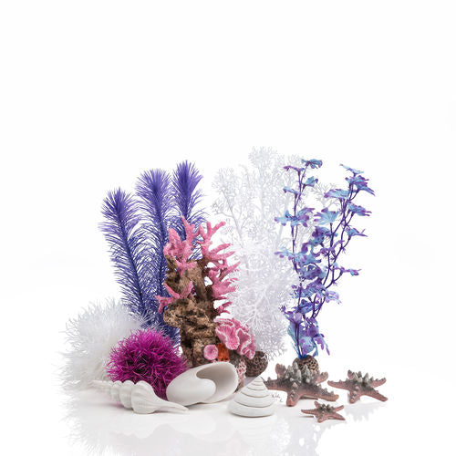biOrb Aquarium Decor Set  - Pink Ocean