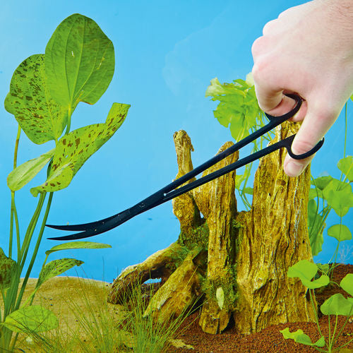 OASE Plant Scissors in use