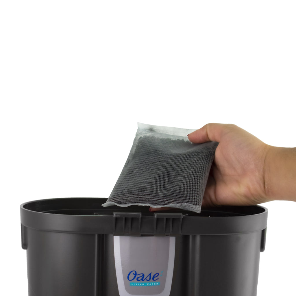 OASE Carbon Filter Media 2 Packages of 4.6 oz in FiltoSmart
